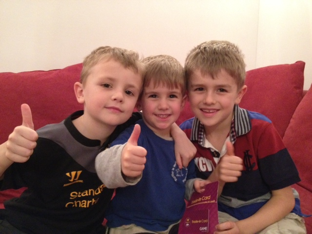 Thomas Bland_Children_Pic